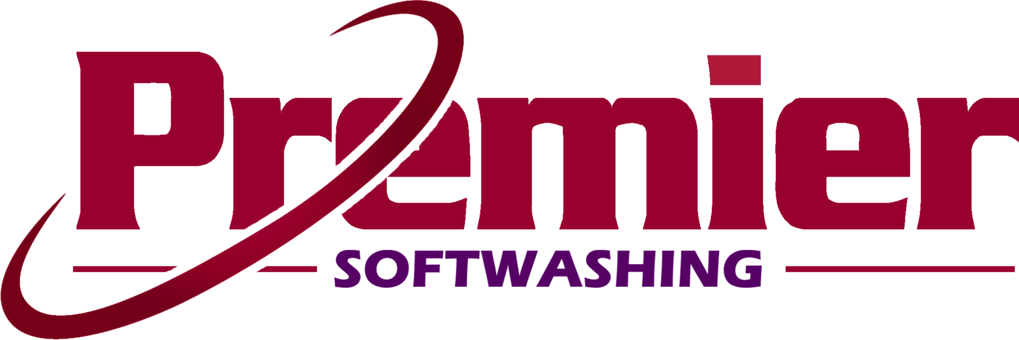 Premier Softwashing Logo